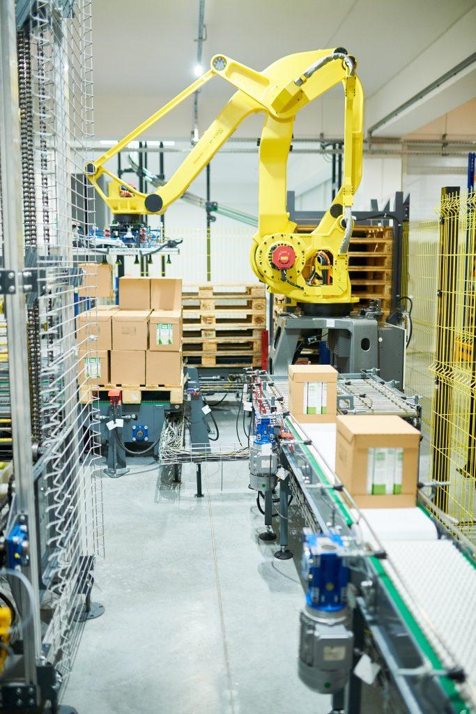 Servicii de automatizari industriale
